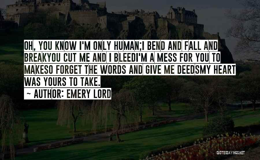 I Give You Take Quotes By Emery Lord