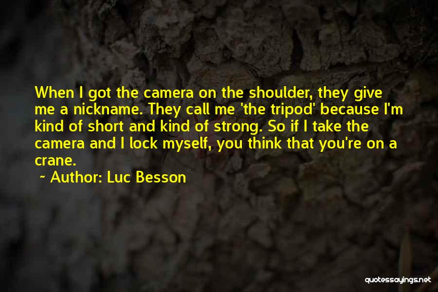 I Give You Take Quotes By Luc Besson
