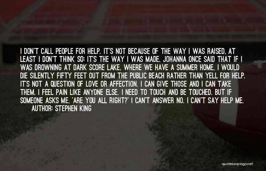 I Give You Take Quotes By Stephen King
