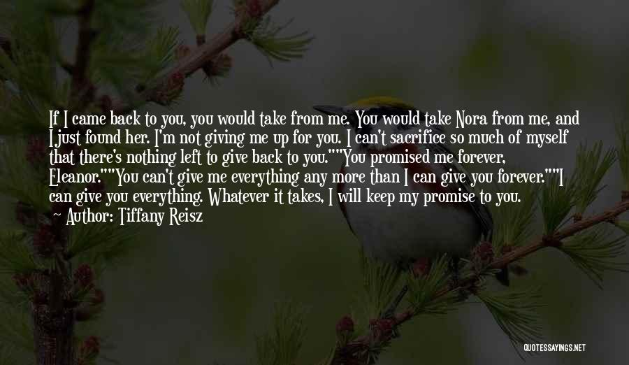 I Give You Take Quotes By Tiffany Reisz
