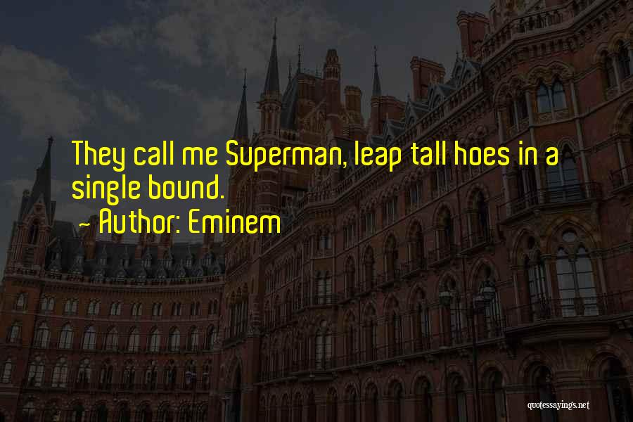 I Got Hoes Quotes By Eminem