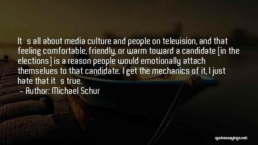 I Hate That Feeling When Quotes By Michael Schur