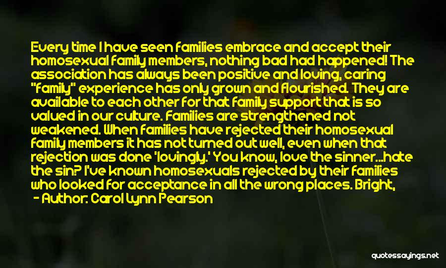I Hate This Family Quotes By Carol Lynn Pearson