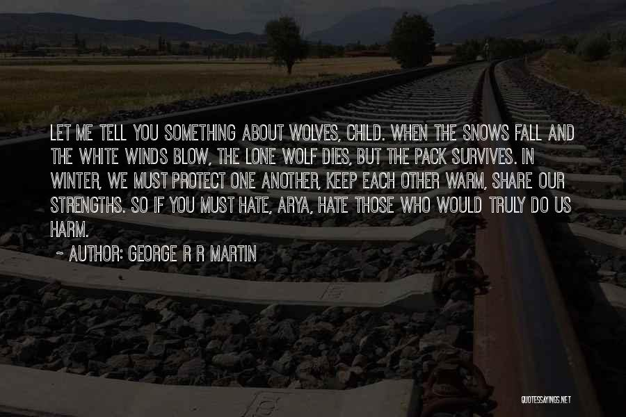 I Hate This Family Quotes By George R R Martin
