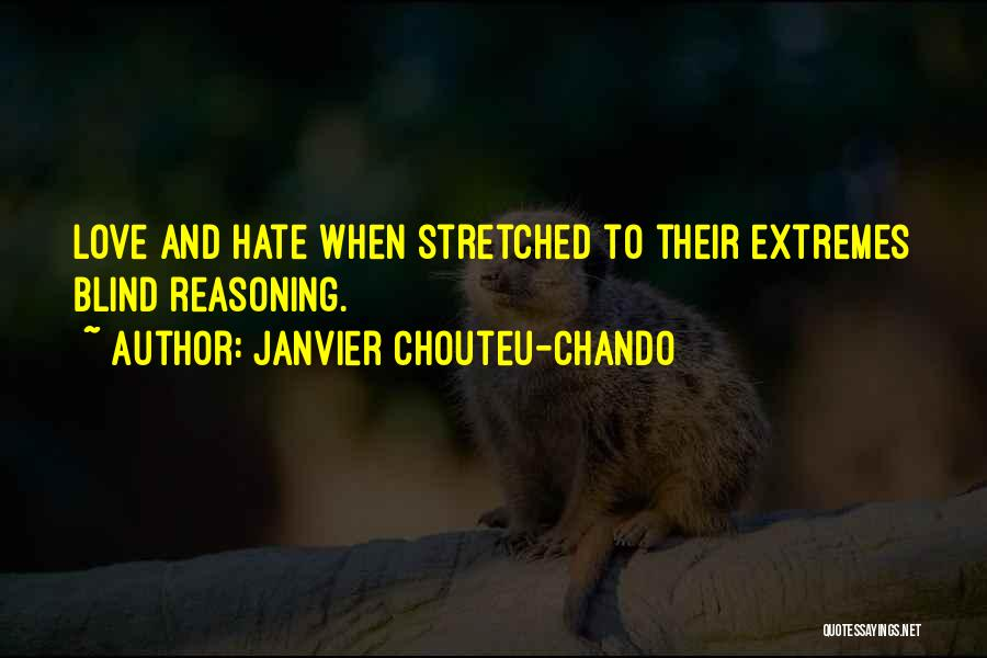 I Hate This Family Quotes By Janvier Chouteu-Chando