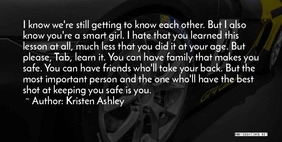 I Hate This Family Quotes By Kristen Ashley