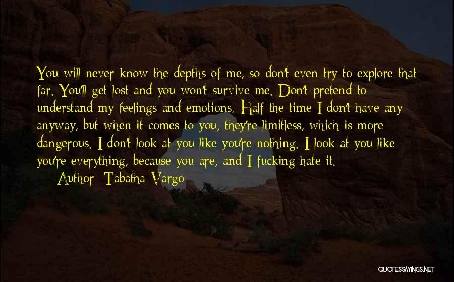 I Have Nothing But Time Quotes By Tabatha Vargo