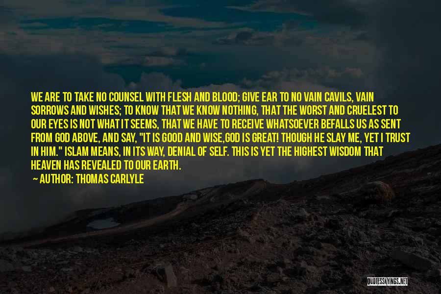 I Have Nothing To Give Quotes By Thomas Carlyle