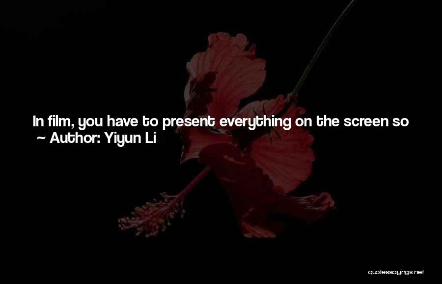 I Have So Much Fun With You Quotes By Yiyun Li
