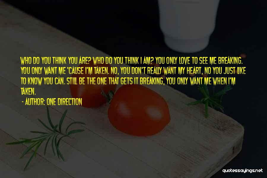 I Just Don't Like You Quotes By One Direction