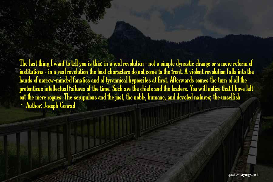 I Just Want Success Quotes By Joseph Conrad