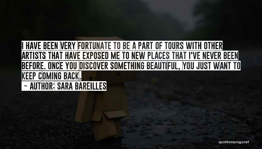 I Just Want To Be Beautiful Quotes By Sara Bareilles