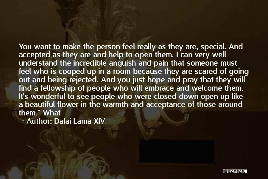 I Just Want To Feel Beautiful Quotes By Dalai Lama XIV