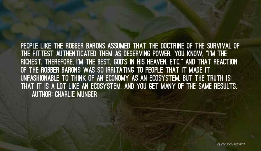 I Know I Am Irritating Quotes By Charlie Munger