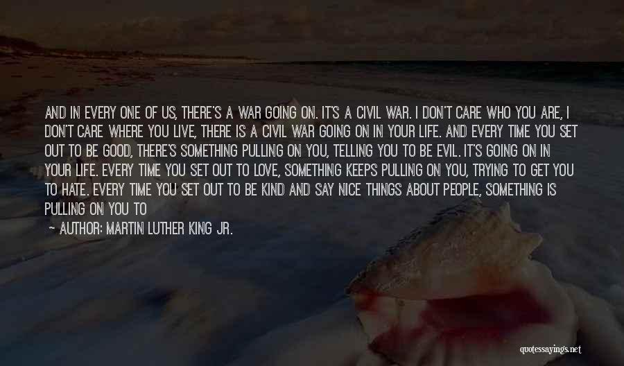 I Know I Get Jealous Quotes By Martin Luther King Jr.