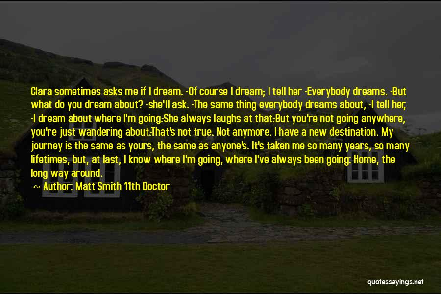 I Know I'm Not Yours Quotes By Matt Smith 11th Doctor