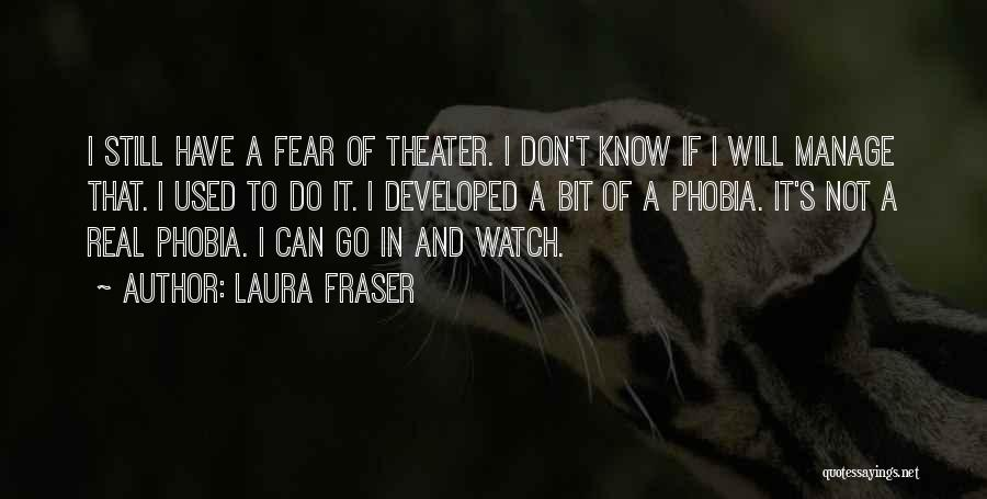 I Know It's Not Real Quotes By Laura Fraser