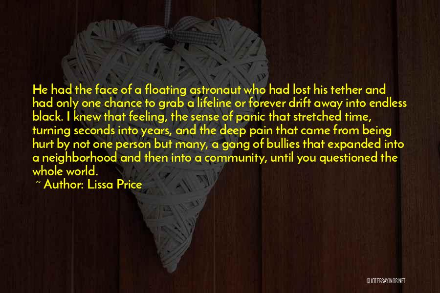 I Lost Him Forever Quotes By Lissa Price