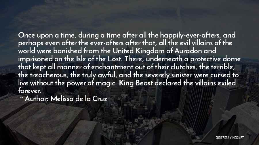 I Lost Him Forever Quotes By Melissa De La Cruz