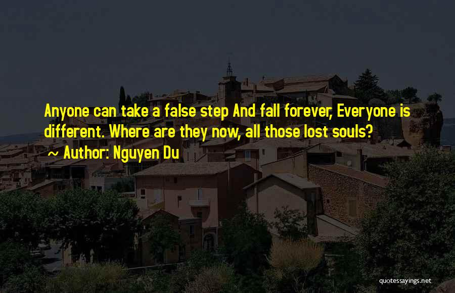I Lost Him Forever Quotes By Nguyen Du