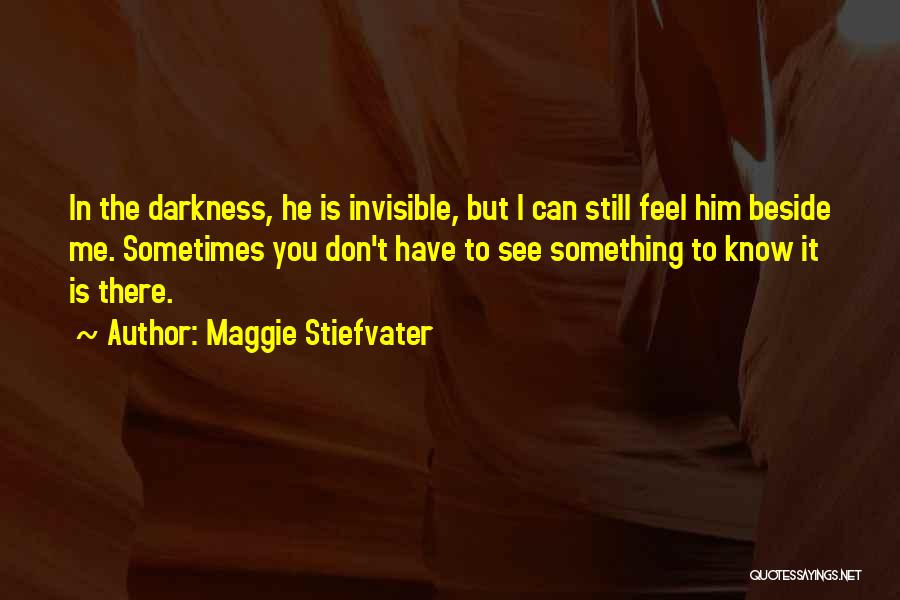 I Love Him But He Don't Love Me Quotes By Maggie Stiefvater