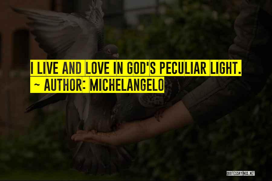 I Love Quotes By Michelangelo