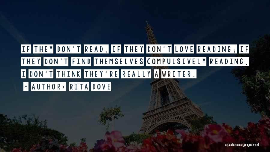 I Love Quotes By Rita Dove