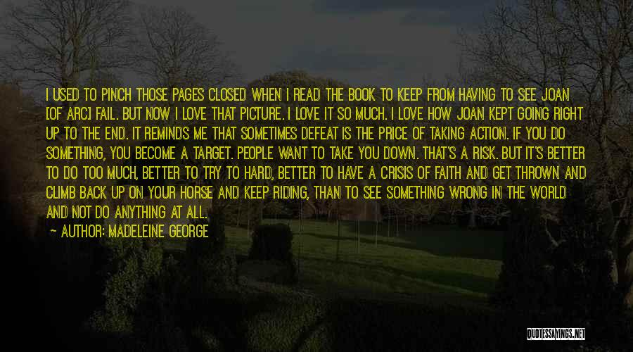I Love You Book Quotes By Madeleine George