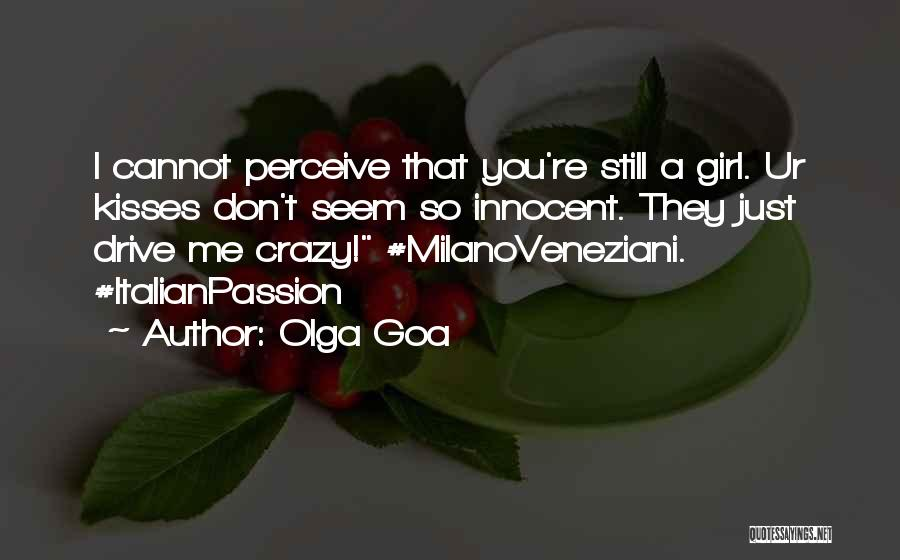I Love You Book Quotes By Olga Goa