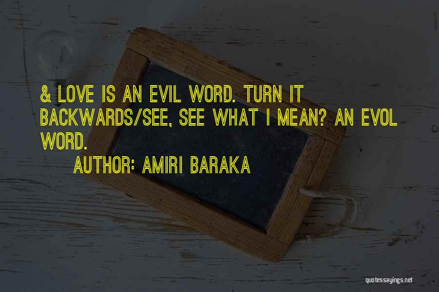 I Love You More Poems And Quotes By Amiri Baraka