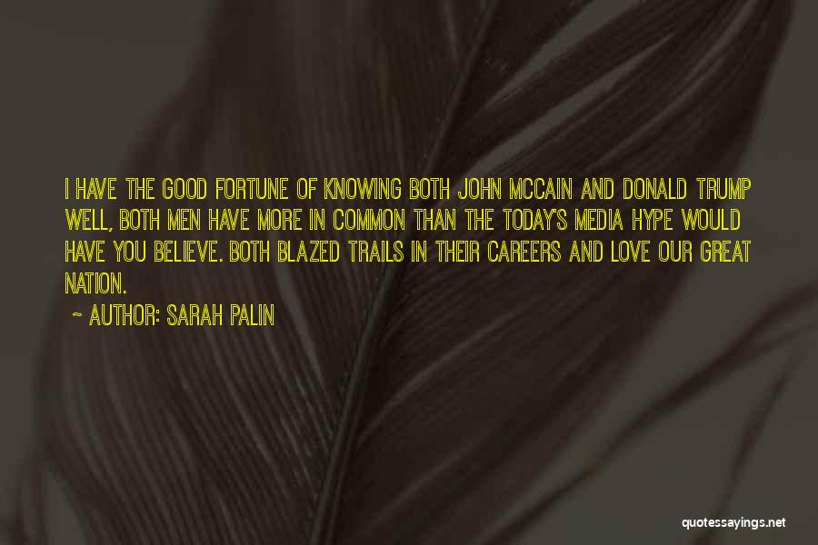 I Love You More Quotes By Sarah Palin