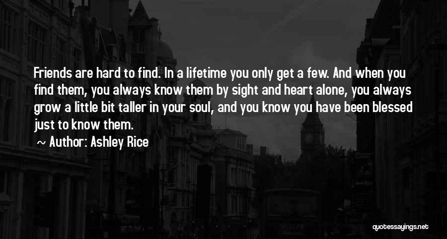 I Love Your Beautiful Soul Quotes By Ashley Rice