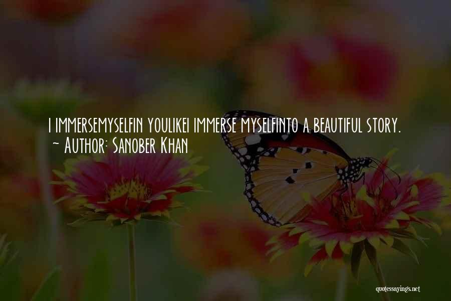 I Love Your Beautiful Soul Quotes By Sanober Khan