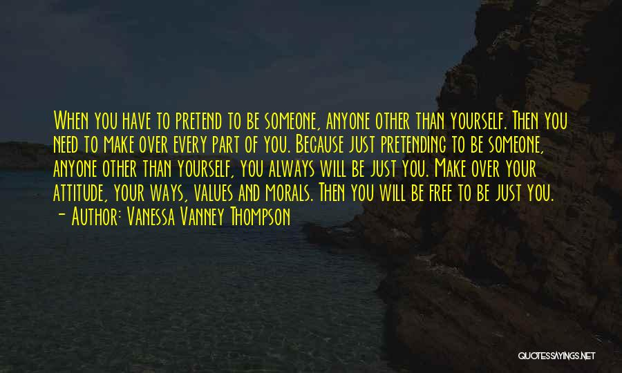 I Love Your Beautiful Soul Quotes By Vanessa Vanney Thompson