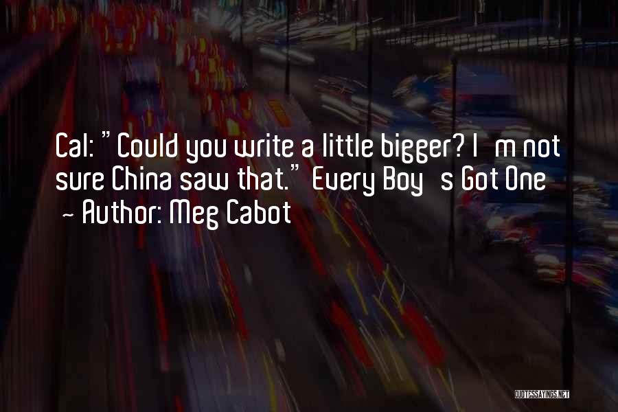 I M Cute Quotes By Meg Cabot