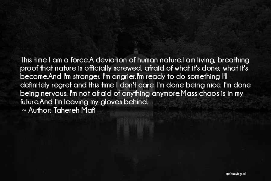 I M Screwed Quotes By Tahereh Mafi