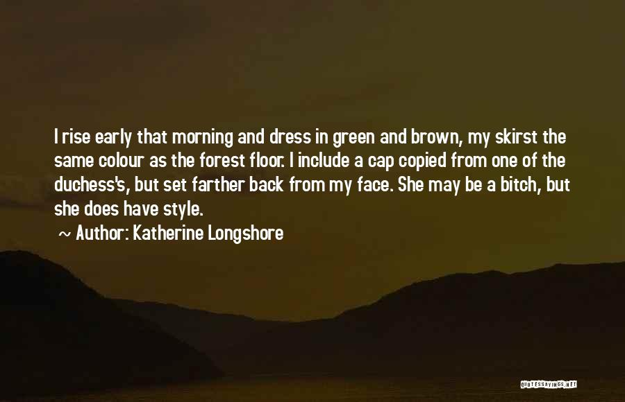 I May Be Young But Quotes By Katherine Longshore