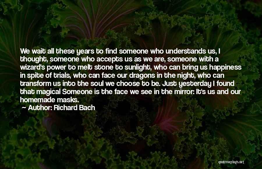 I Melt When I See You Quotes By Richard Bach