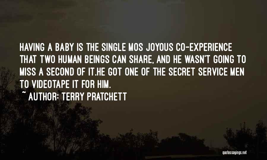 I Miss You Baby Quotes By Terry Pratchett
