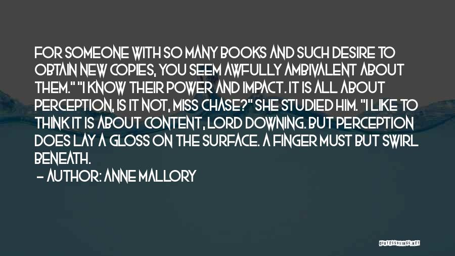 I Miss You Lord Quotes By Anne Mallory
