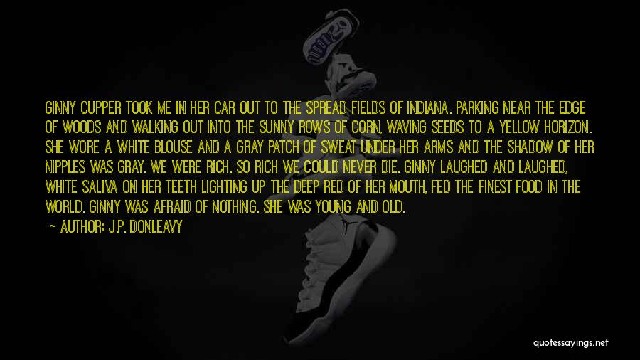 I Must Die Quotes By J.P. Donleavy