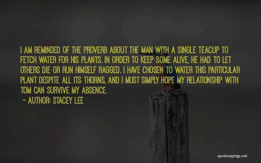 I Must Die Quotes By Stacey Lee