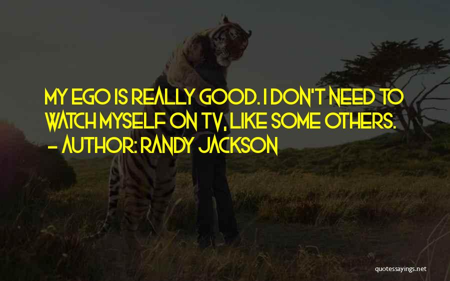 I Need Some Really Good Quotes By Randy Jackson