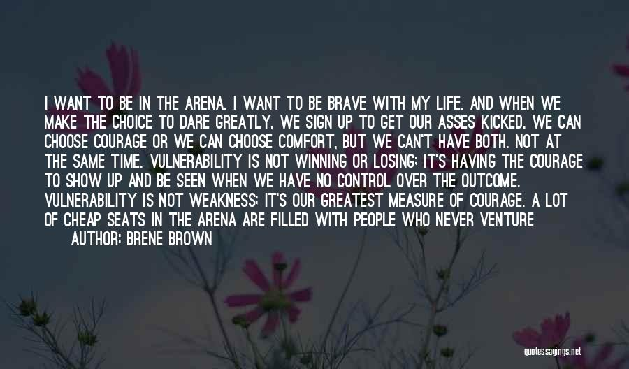 I Need To Stop Caring So Much Quotes By Brene Brown