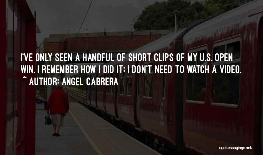 I Need U Quotes By Angel Cabrera