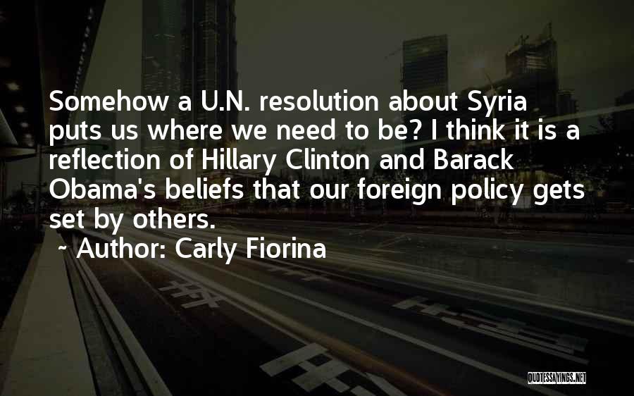 I Need U Quotes By Carly Fiorina