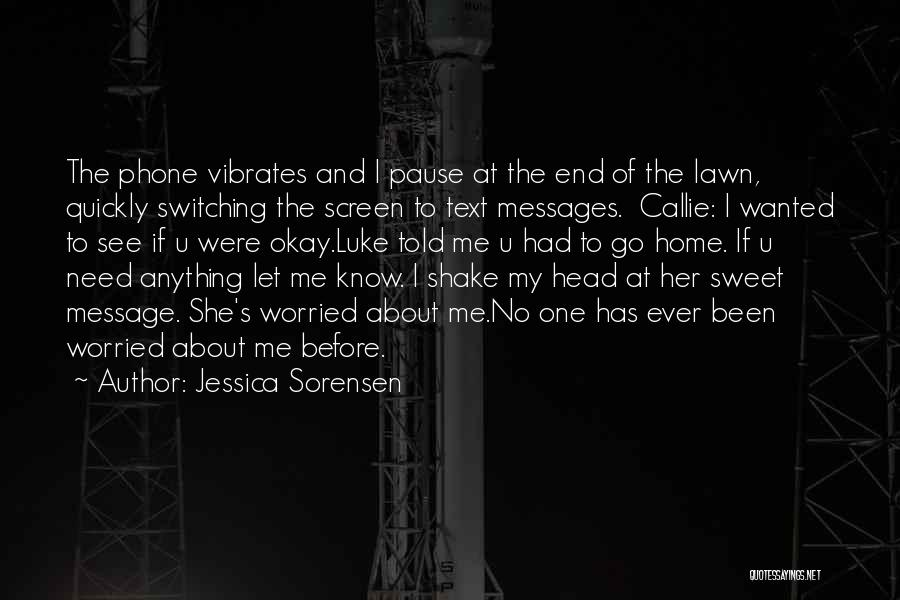 I Need U Quotes By Jessica Sorensen
