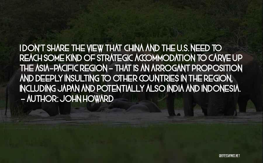 I Need U Quotes By John Howard