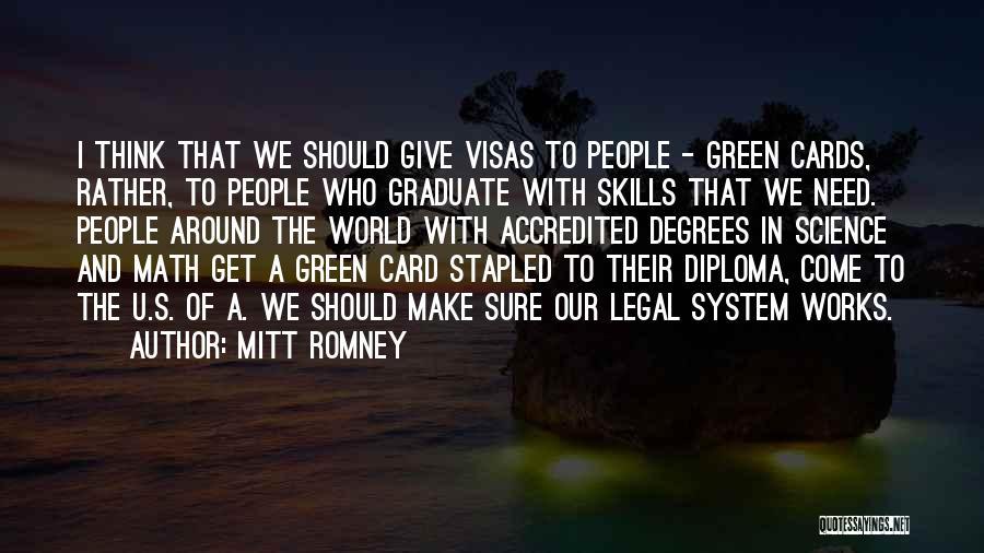 I Need U Quotes By Mitt Romney