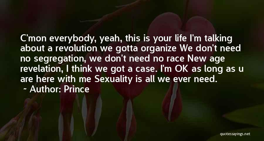 I Need U Quotes By Prince